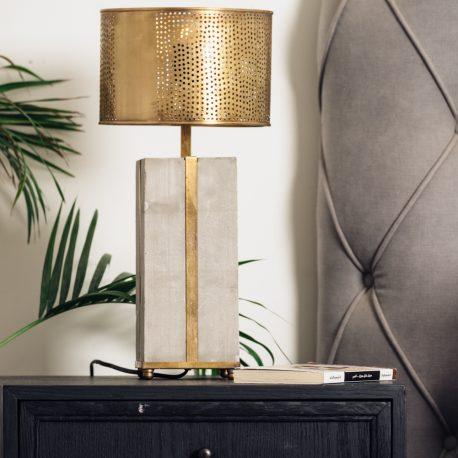 CRUDO – BEDSIDE LAMP-239